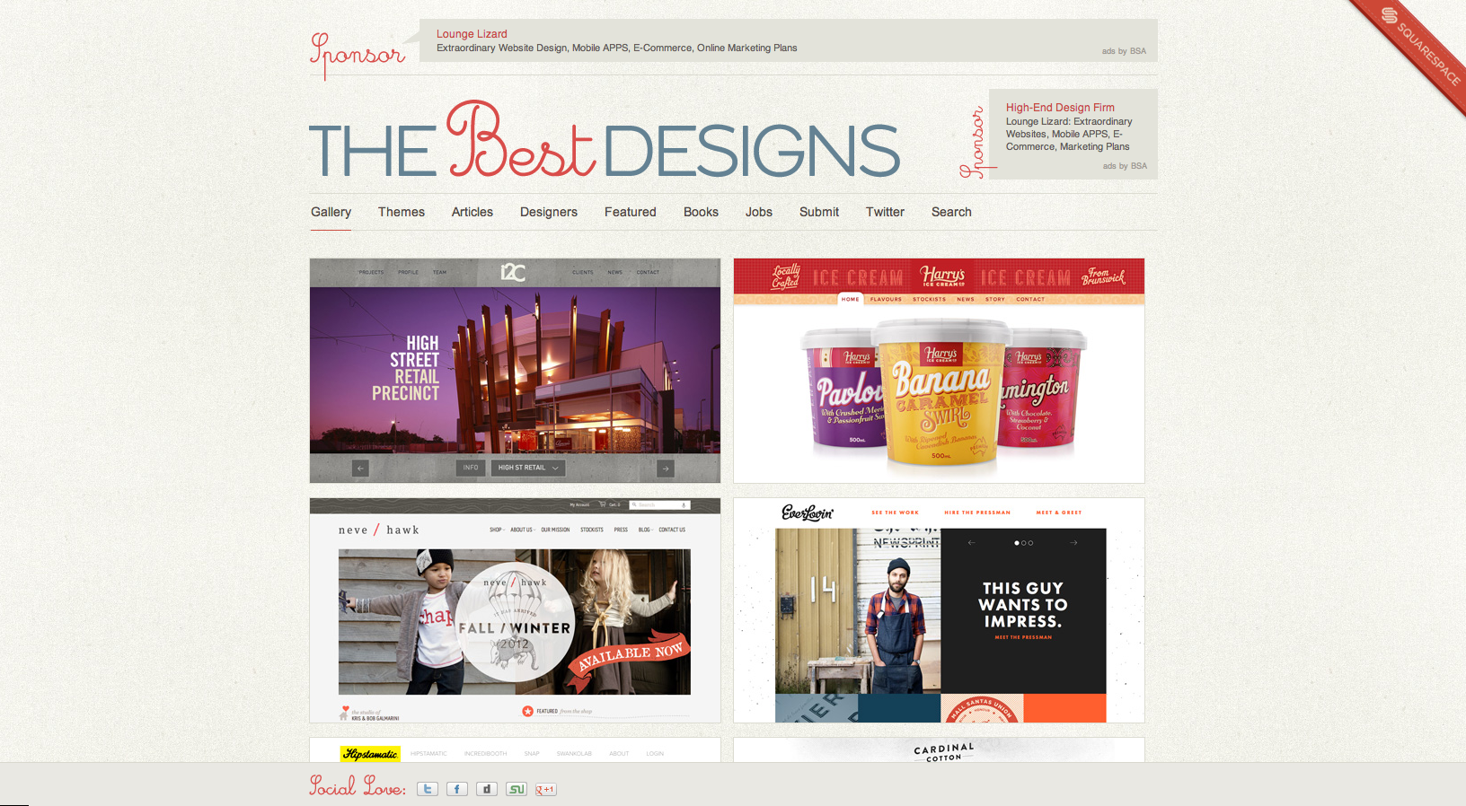 best website designs