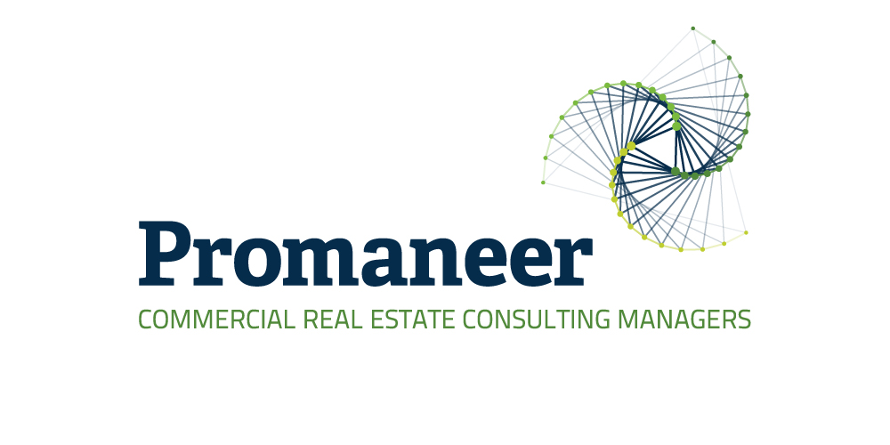 promaneer logo and branding design