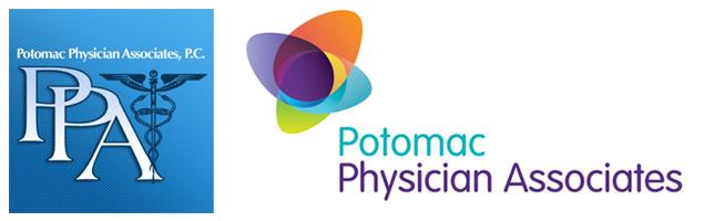 branding, graphic design, logo, physician, maryland, rebrand