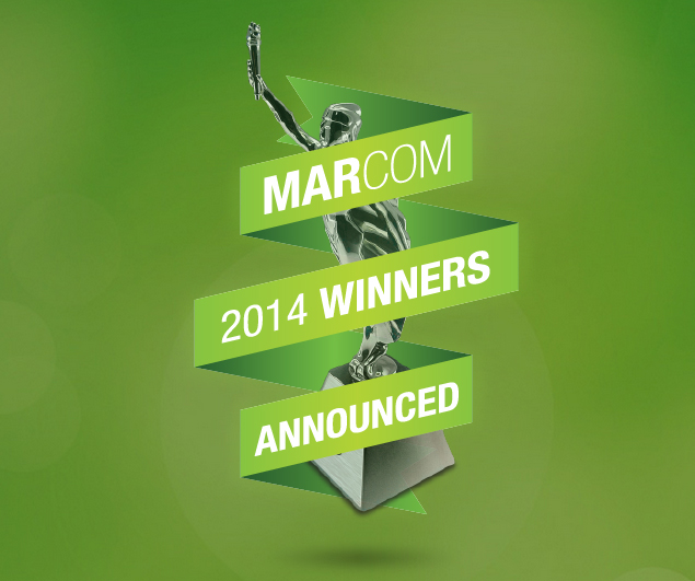 MarCom 2014 Winners Announced