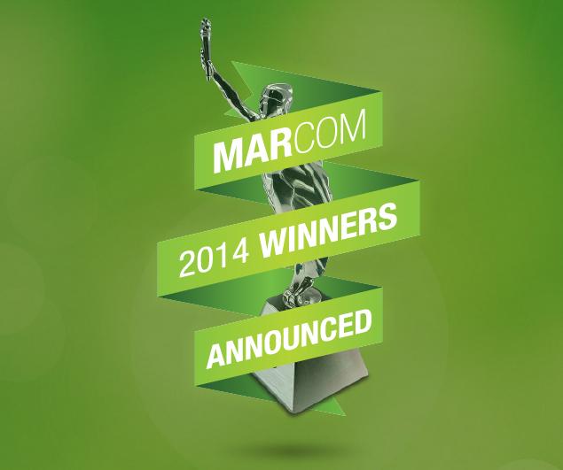 MarCom 2014 Winners Announced