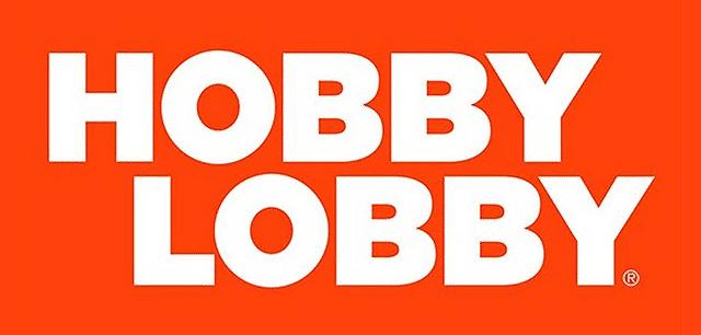 New Hobby Lobby logo branding
