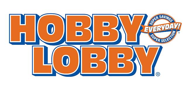 Old Hobby Lobby logo branding