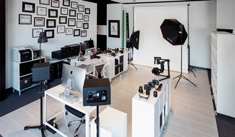 Photography Studio Interior