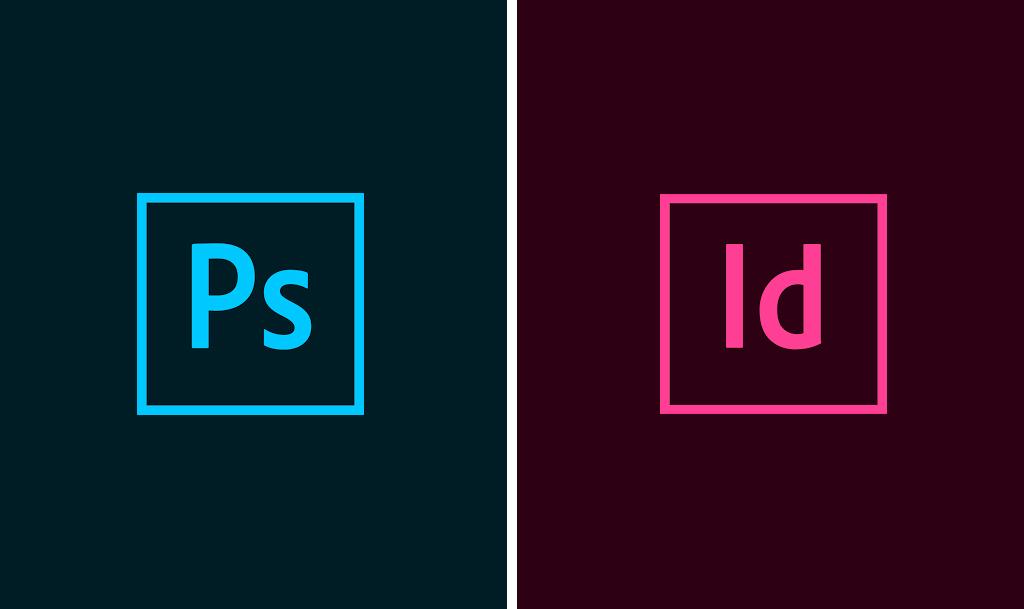 InDesign Photoshop