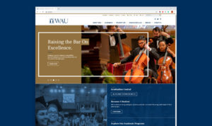 WAU Website Blog