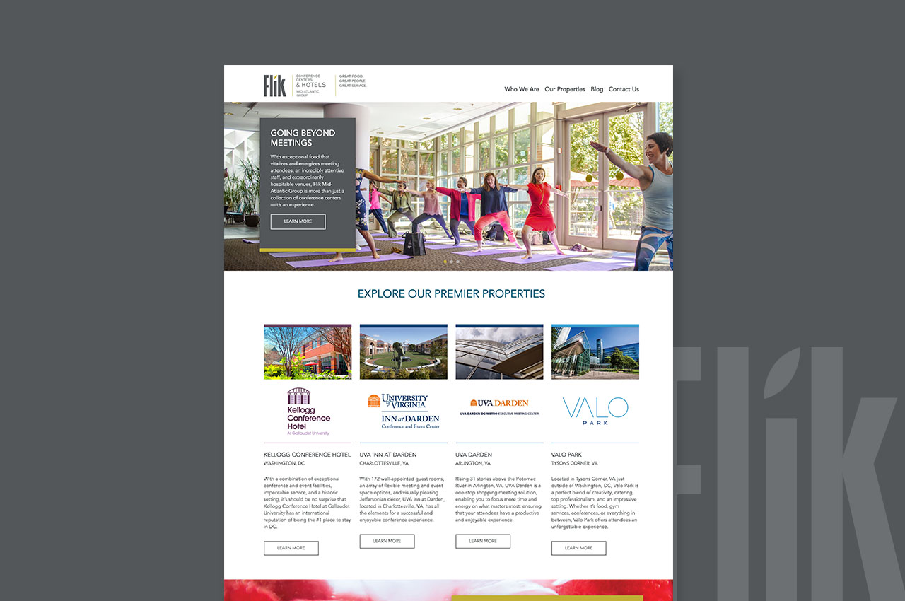 Professional Web Design Services In Washington Dc And Rockville Maryland Marstudio Design Redefined Services Web